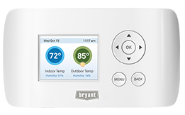 , T2 Wifi Thermostat, Bryant Lincoln AC Repair, Heating, Electrical & Plumbing | Lincoln NE