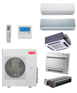 , K Multi-Zone Ductless System, Bryant Lincoln AC Repair, Heating, Electrical & Plumbing | Lincoln NE