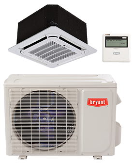 Cassette Ductless System