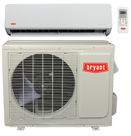 , MA High Wall Ductless System, Bryant Lincoln AC Repair, Heating, Electrical & Plumbing | Lincoln NE