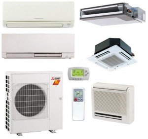 M-Series Multi-Zone Ductless System
