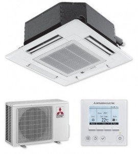 , Ceiling Recessed Ductless System, Bryant Lincoln AC Repair, Heating, Electrical & Plumbing | Lincoln NE