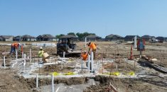 Wysong Plumbing Ground Work1