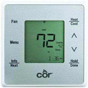 , Côr® 5C Wi-Fi® Thermostat, Bryant Lincoln AC Repair, Heating, Electrical & Plumbing | Lincoln NE