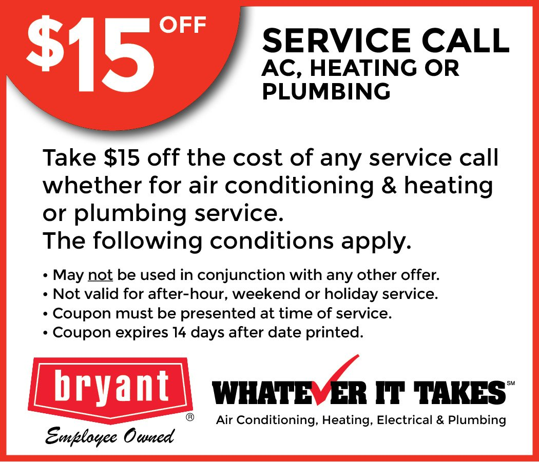Heating Cooling Plumbing Specials Amp Coupons Lincoln